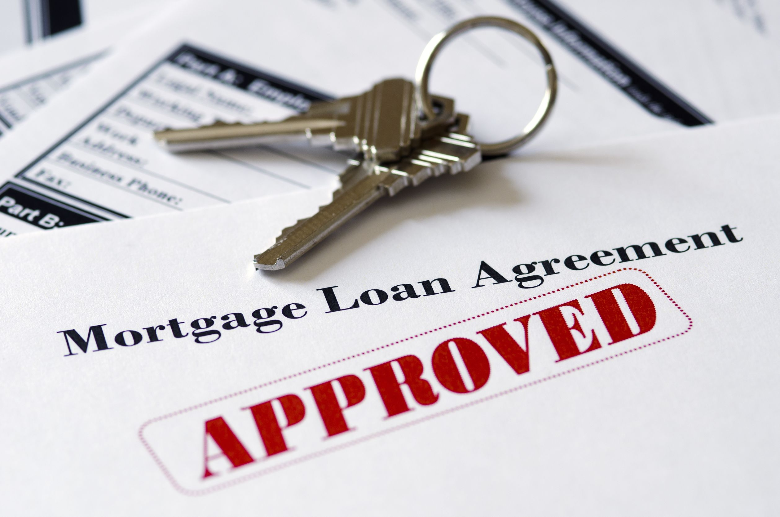 Mortgage Pre Approval. Buyers first step towards a home ...