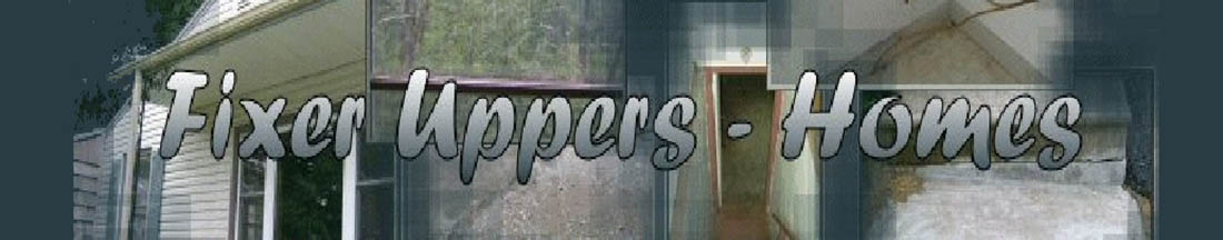 fixer uppers homes