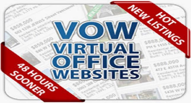 VOW MLS Listings search