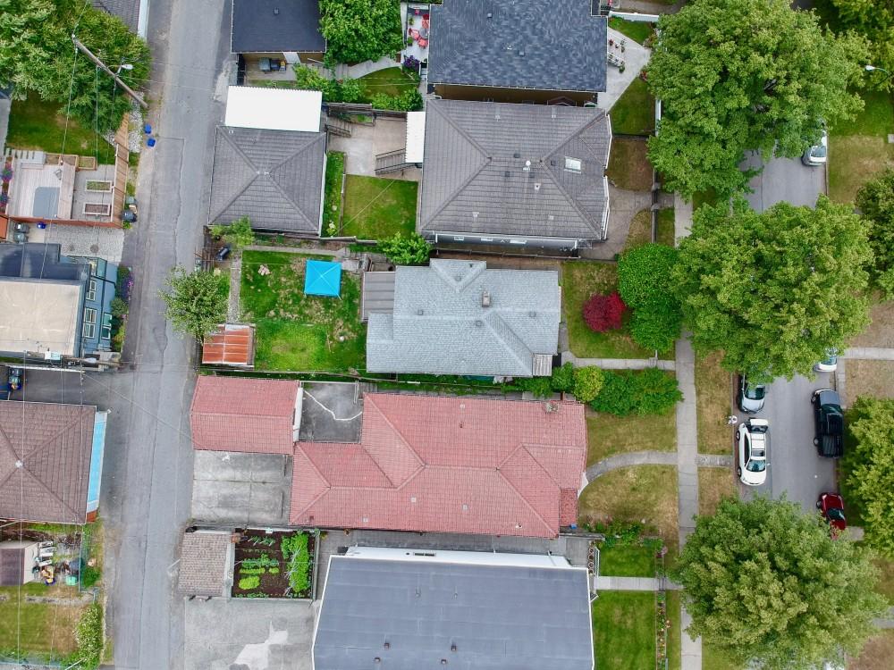 2454 E 20th Ave Drone E to W