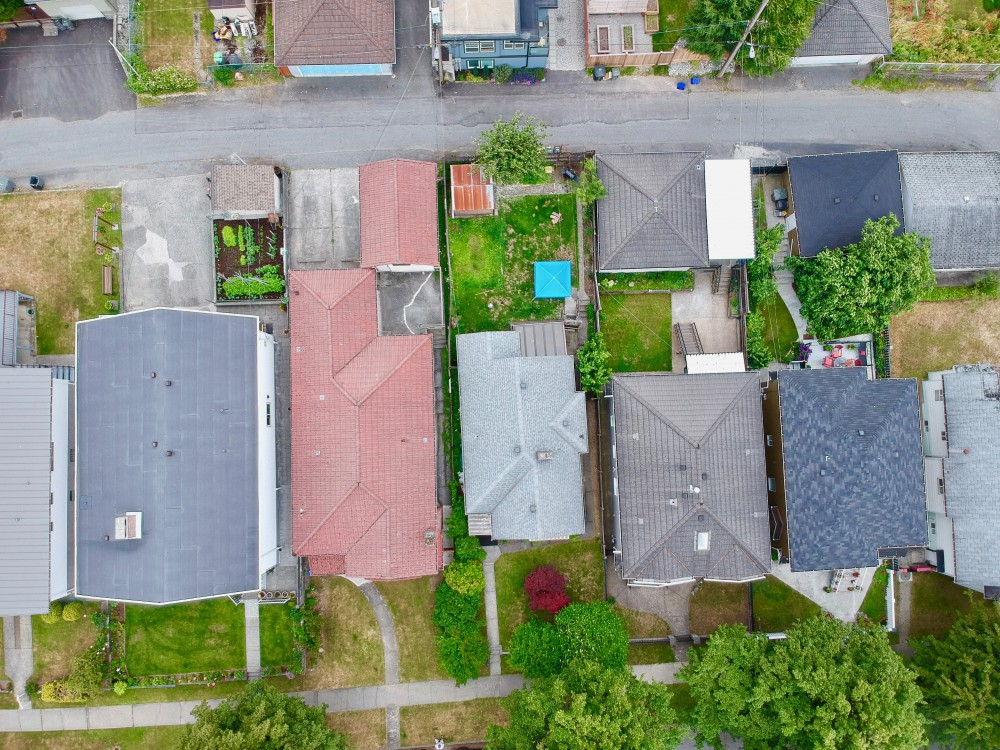 2454 E 20th Ave Drone S to N