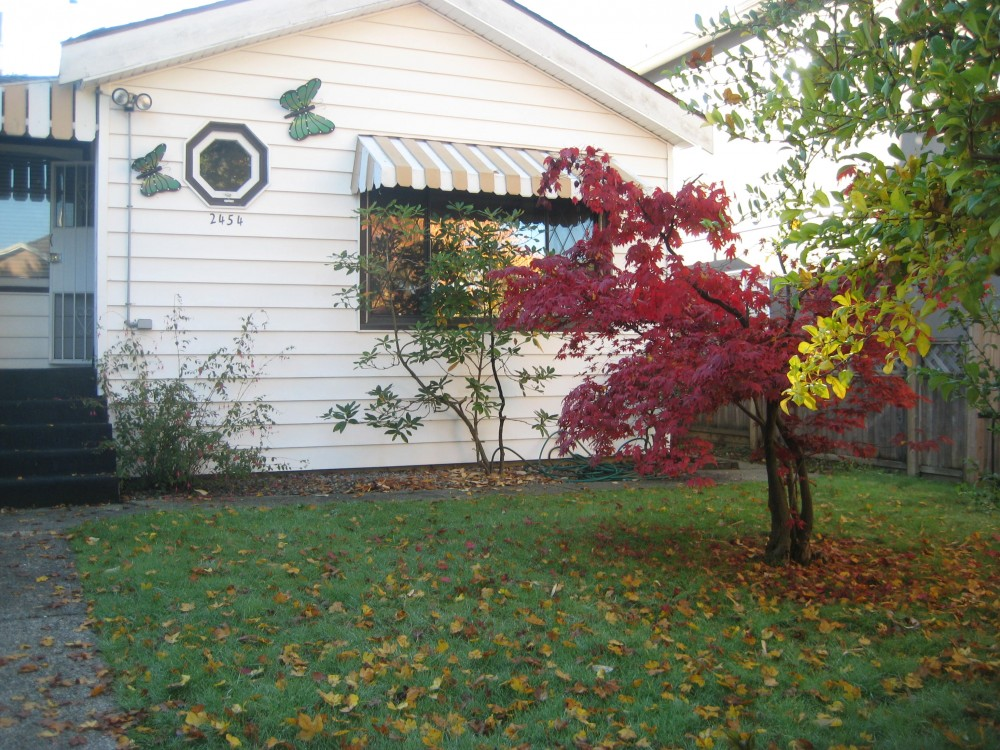 2454 E 20th Ave Vancouver front